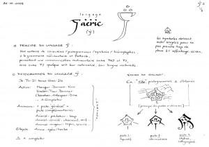 Langage Faëric – concept art 1 (Le langage Faëric)