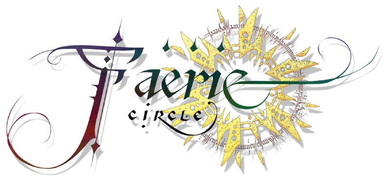 logo Faërie-circle