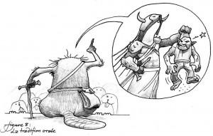 Les nobles et redoutables ancetres des rongeux (Rongeux de Faërie)