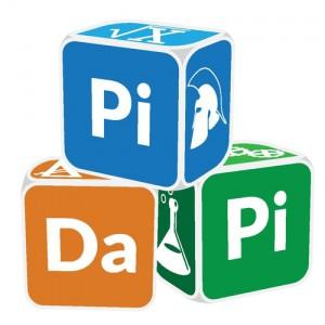 Logo Pidapi V2 (Logo Pidapi : des cubes et … des grenouilles, bien sûr.)