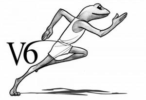 Pidapi V6 : la grenouille la plus rapide du monde (Pidapi V6 : la cuvée des grenouilles 2012)