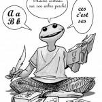 Pidapi V6 : la grenouille du français