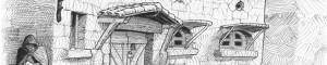 Architecture faerique : l'auberge du bol (Slider accueil)