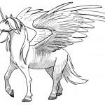 Licorne funky