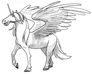 Licorne funky (Magie & anniversaire = magiversaire)