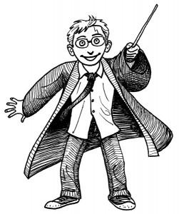 Matis Potter (Magie & anniversaire = magiversaire)