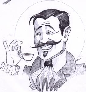 Tea Time, Jean Dujardin (Tea time, Hubert !)
