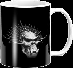 mug avec dessin trollskull (Shop)