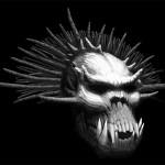 Troll Skull : rendu 2, ombrages