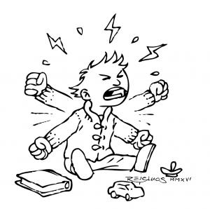 Enfant de 3 ans en colère (3/7/10/16 ans … A chaque âge son challenge éducatif)