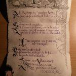 Le manuscrit du sanglier noir