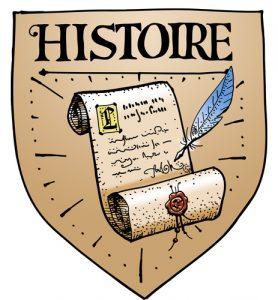 Pidapi : blason histoire