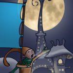 Calendrier de l'Avent : le lutin chanteur des toits