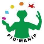 Pidapi : le logo Pid'Manip simplifié