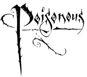 poisonous-venimeux : calligraphie (Inktober 2018 – part.1)